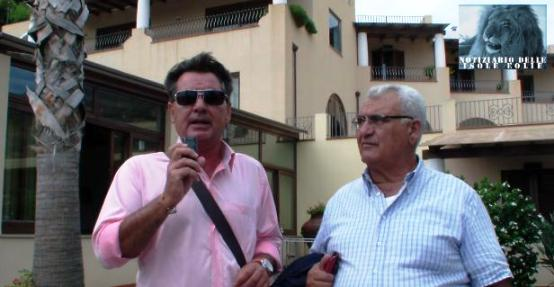 """LE INTERVISTE DE """"IL NOTIZIARIO"""". Lipari, il depuratore a Canneto Dentro. Parla Nuccio Russo"""